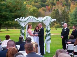 Shadowbrook fall WEDDING