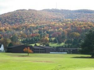 Shadowbrook mountain backdrop