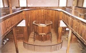 Burlington Church Interior