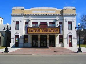 sayre theater new