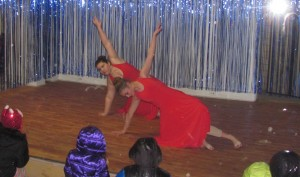 Whipples dancers