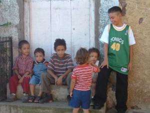 Nicaragua ninos