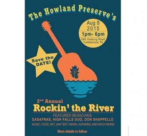 Howland rockin river