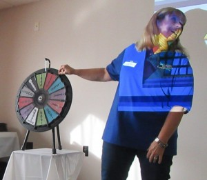 Wheel game