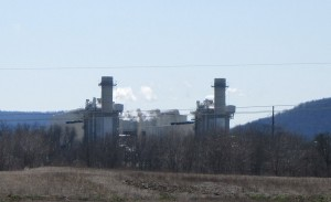 Panda power plant