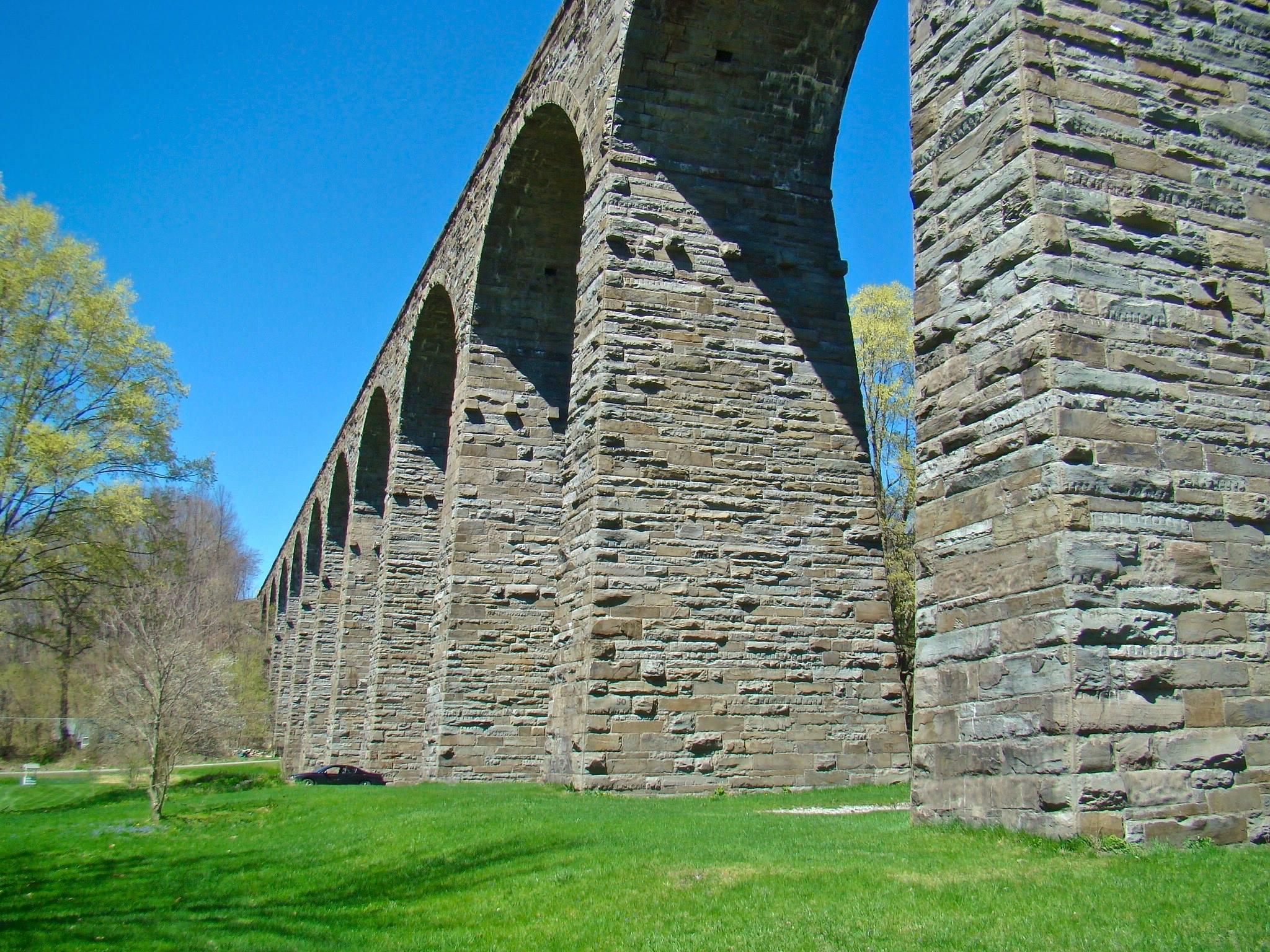 starrucca men Starrucca viaduct (centenniel celebration) starrucca viaduct (early description) steinbracher,  susquehanna (pa) men (1930) susquehanna (pa) restoration (1990).