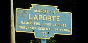laporte-sign
