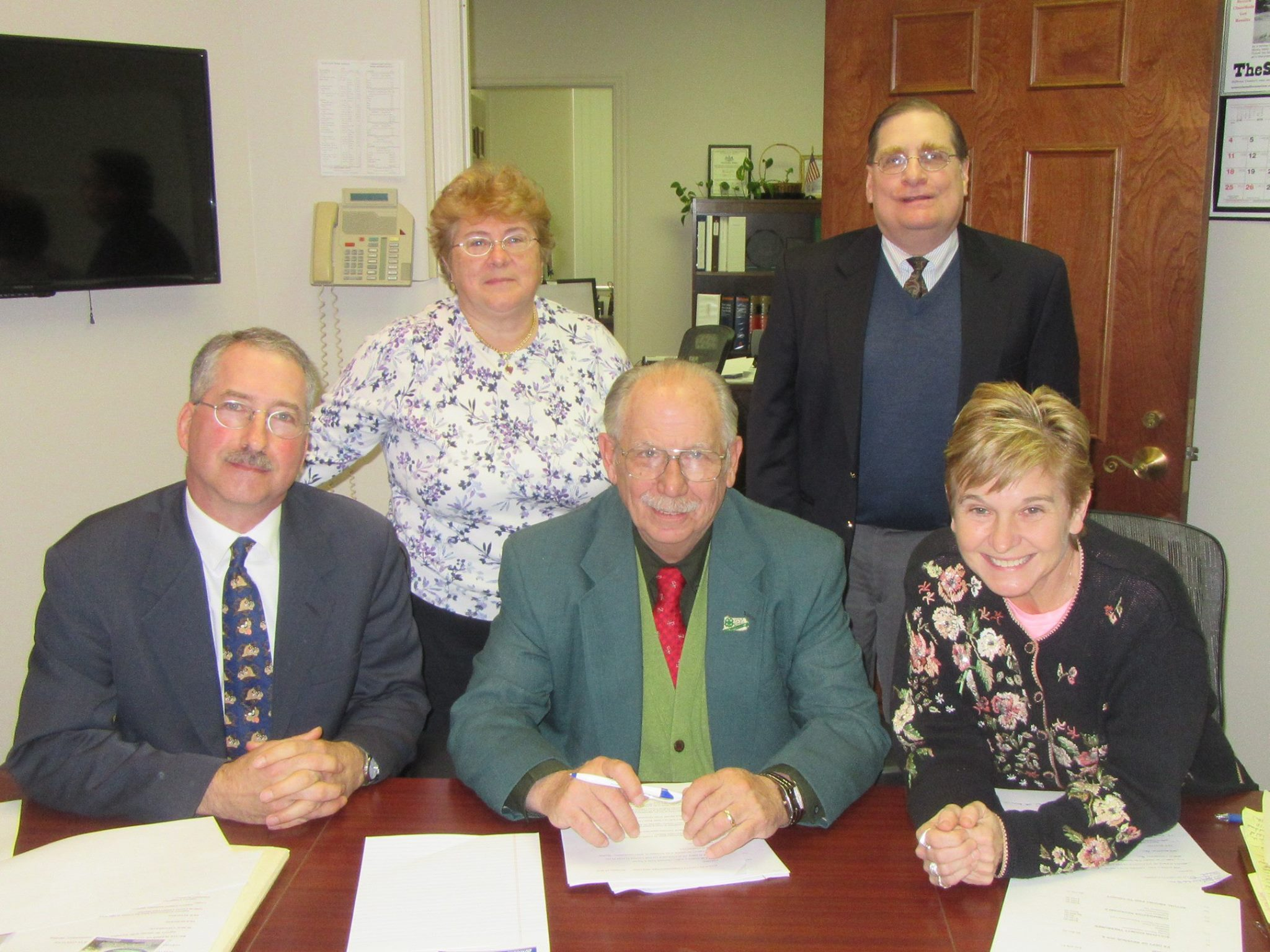 Sullivan County Commissioners Wrap Up 2016 Business