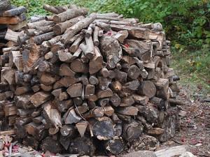wood-round