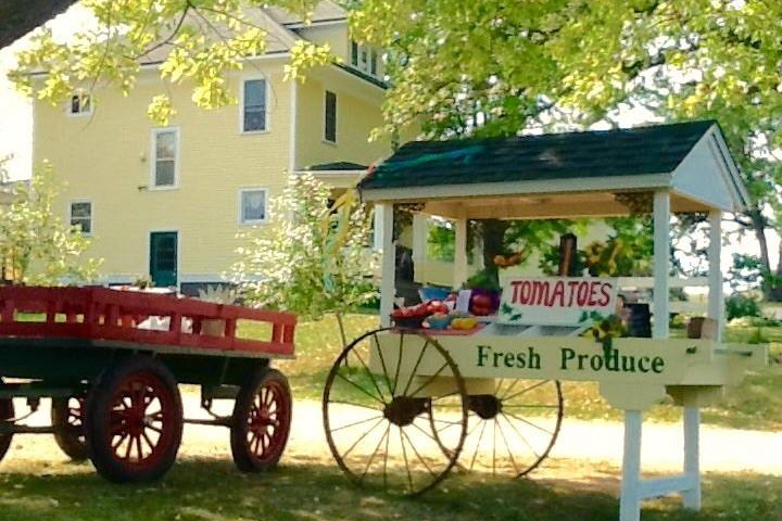 Roadside Stand Designs : Measure to exempt roadside produce stands from